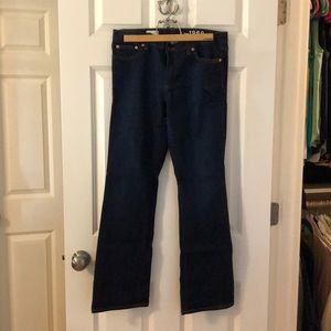 Perfect boot jeans